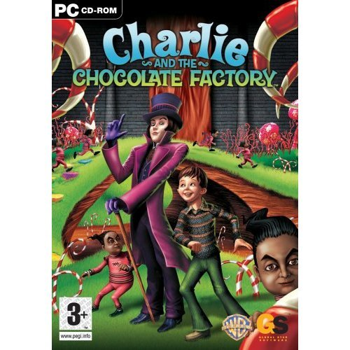 Charlie and The Chocolate Factory (PC)