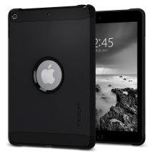 iPad 9.7 2017 Case, Spigen [Tough Armor] iPad 2017 (5th Gen) - Black