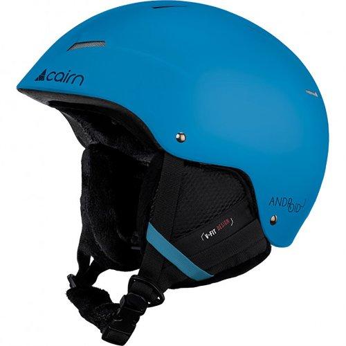 Cairn Android J Matt Azure Helmet Junior 48/50