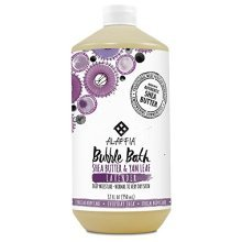 Alaffia Everyday Shea Bubble Bath Lavender 32 oz (FFP)