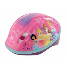 Disney Princess Girl's Safety Helmet with Cooling Vents