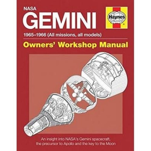 Nasa Gemini Owners' Workshop Manual