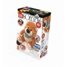 Elf457034 - Plush Hearts - Diy Plush - Lion Sitting 22cm