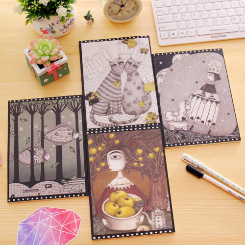 Classic Paintings A5 Notebooks