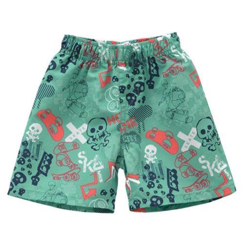 Toddler Beach Shorts Quick-drying Pants Casual Board Shorts Travel