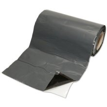300mm Smooth EasyLead Flashing 5M Roll Flat or Pitched Tile Roof / Roofing Lead Alternative - Various widths available