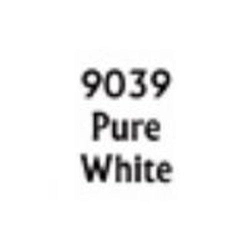 Reaper Miniatures REM09039 0.5 oz Master Series Paint Dropper Bottle, Pure White