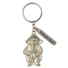 Paddington Bear Keyring Metal Embossed Traditional Officially Licenced Gift