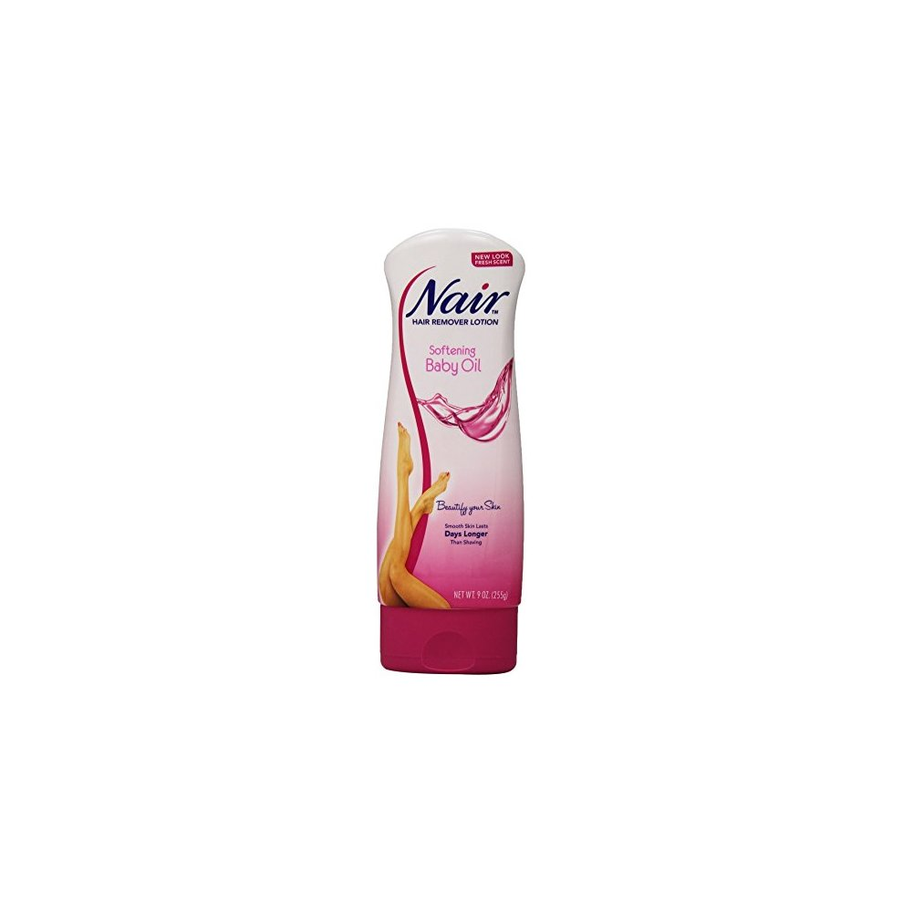 022600223191 Upc Nair Hair Remover Lotion With Baby Oil
