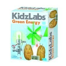 Green Energy - Kidz Labs Children's Creative Set
