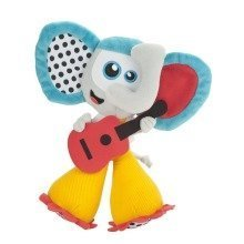 Babymoov Plush Musical Elephant Toy