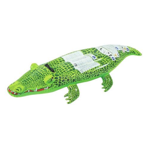 Inflatable Swimming Pool Crocodile Water Rider
