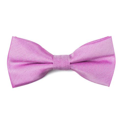 Dusky Pink Shantung Bow Tie #AB-BB1005/18