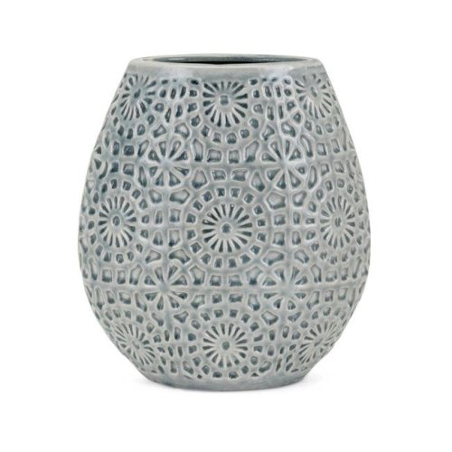 York Small Vase, Green