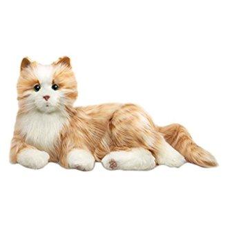 Joy For All Orange Tabby Cat