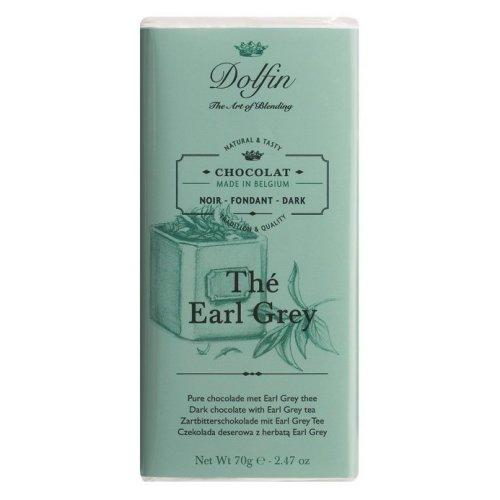 Dolfin Earl Grey Tea Dark Chocolate