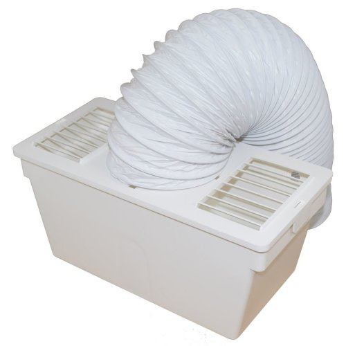 Universal Tumble Dryer Condenser Vent Kit Box With Hose