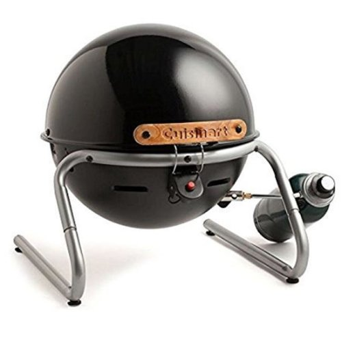 14 in. dia. Searin Sphere Portable Gas Grill - Enameled Grate