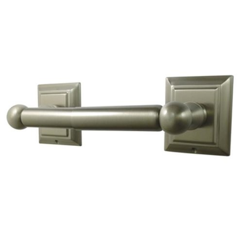 Kingston Brass BA6018SN Millennium Toilet Paper Holder, Satin Nickel
