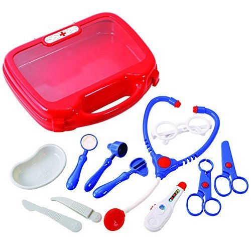 PlayGo Dr. Feel Well Emergency Case