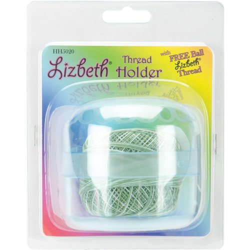 Lizbeth Thread Holder-Teal