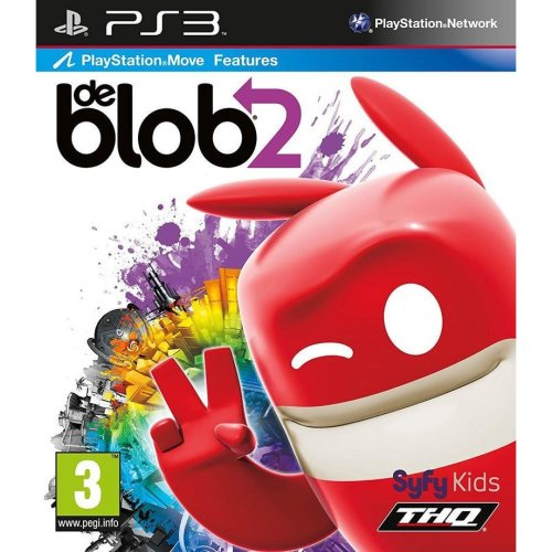 De Blob 2 The Underground PS3 Game