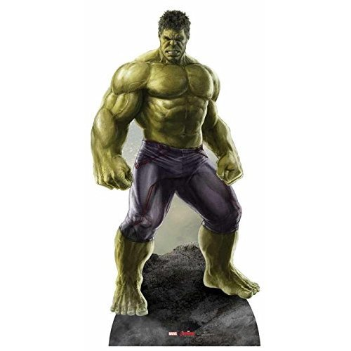 Star Cutouts SC803 Hulk Cardboard Cut Out