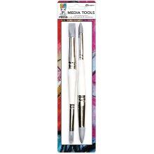 Dina Wakley Media -Media Tools 2/Pkg-
