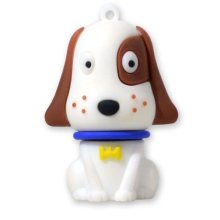 Cute Dog Puppy Novelty USB Drive Memory Stick (16GB)