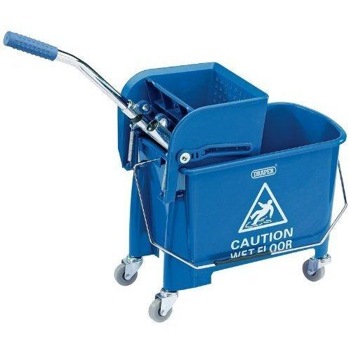 20ltr Kent.mop Bucket & Wring. - Draper Kentucky Mop Wringer 24838 20l -  draper kentucky mop bucket wringer 24838 20l