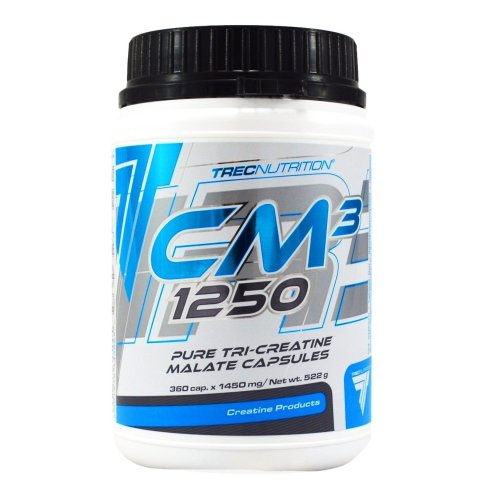 BEST WEIGHT GAIN TABLETS -- CM3 1250 x 360 capsules -- Best Tri Creatine Malate