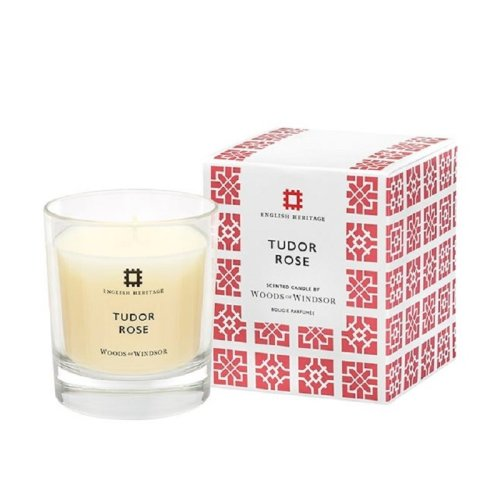 Woods of Windsor English Heritage Tudor Rose Scented Candle