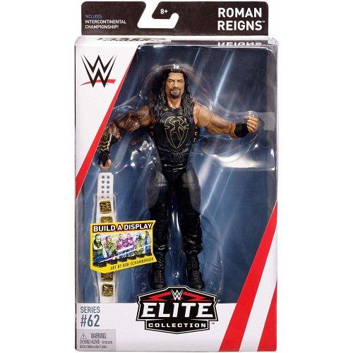 WWE Elite - Series 62 - Roman Reigns Figure