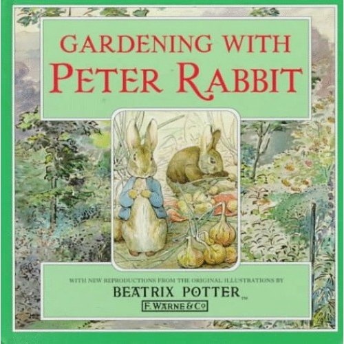 Gardening with Peter Rabbit