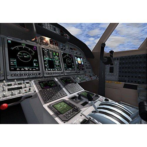 Pilot Training Flight Simulator X Assists Private Pilots Licence PPL For Microsoft Windows PC