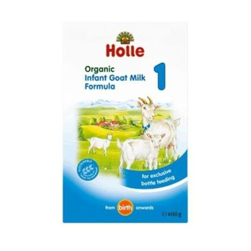Holle Infant Goat Milk Formula 1 (from birth) | 400g