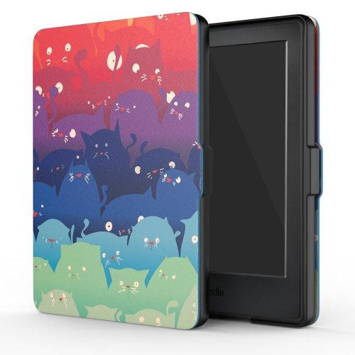 MoKo Case for Kindle E-reader (8th Gen 2016) -  Totoro