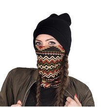 Multifunctional Face Mask Scarf For Mens Women