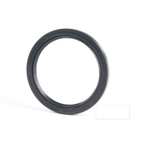 6x16x5mm Oil Seal Nitrile Double Lip With Spring