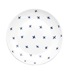 8-Inch The Nordic Style Dinner Plate Salad/Dessert/Bread&Butter Serving Plates, #05