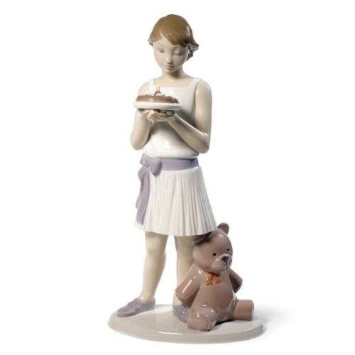Nao Birthday Girl Porcelain Figure