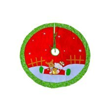Beautiful Christmas Tree Skirt Christmas Decorations