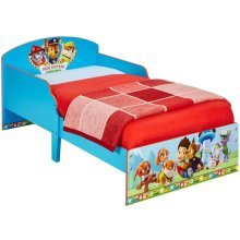 Paw Patrol Toddler Bed 145x59x77 cm Blue WORL268006