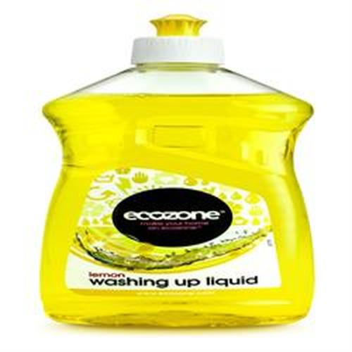 Ecozone Lemon Washing Up Liquid 500 Ml