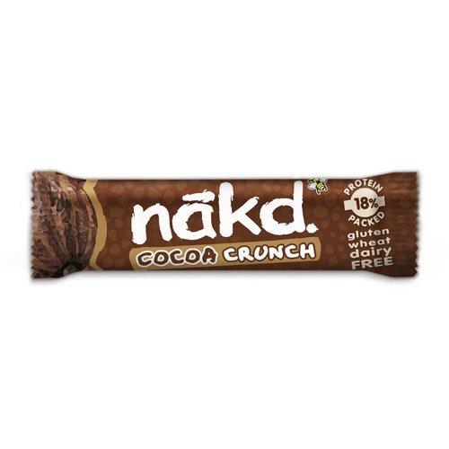 Nakd  Cocoa Crunch Bar 30g x 18