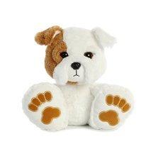"Buddy Bulldog Taddle Toes 10"" Stuffed Animal"