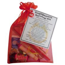 Engagement Survival Kit - An excellent and unusual alternative to a card