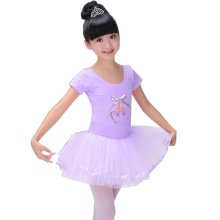 Professional Ballet Skirt Tutu Dress Ballet Dance Costumes for Party/Stage Performance, G