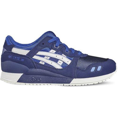 Asics Gel Lyte III Gs C5A4N-4501 Kids Navy Blue sneakers