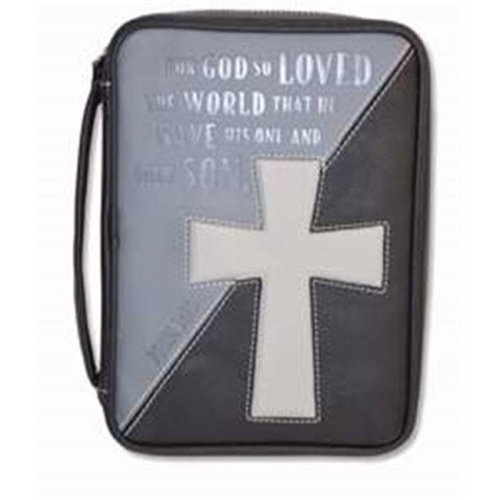 Divinity Boutique 102510 Bible Cover - John 3:16 - Extra Large